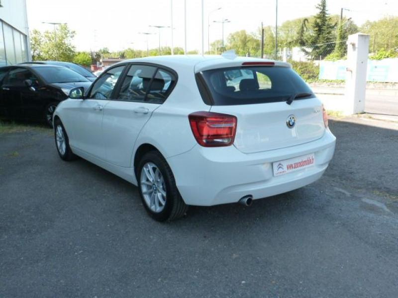 Photo 23 de l'offre de BMW SERIE 1 (F21/F20) 116D 116CH EFFICIENTDYNAMICS EDITION LOUNGE 5P à 20500€ chez Azur Automobile