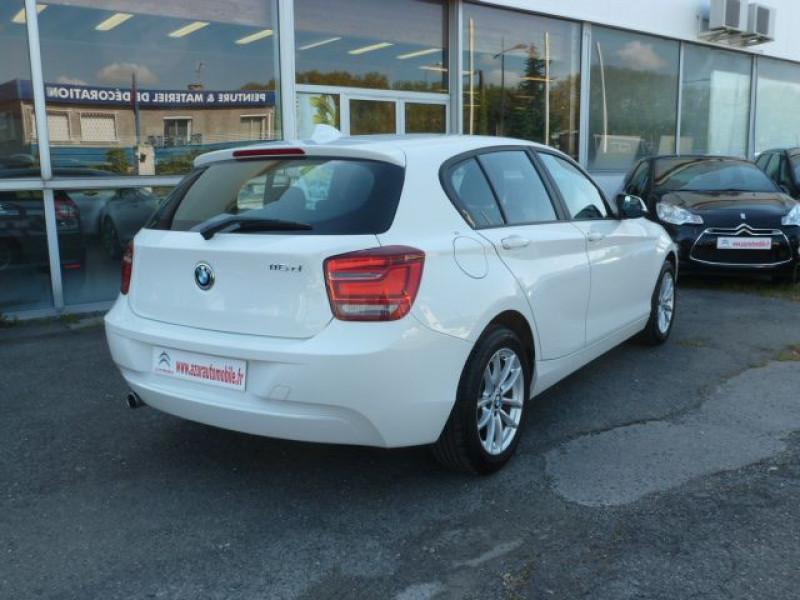 Photo 4 de l'offre de BMW SERIE 1 (F21/F20) 116D 116CH EFFICIENTDYNAMICS EDITION LOUNGE 5P à 20500€ chez Azur Automobile