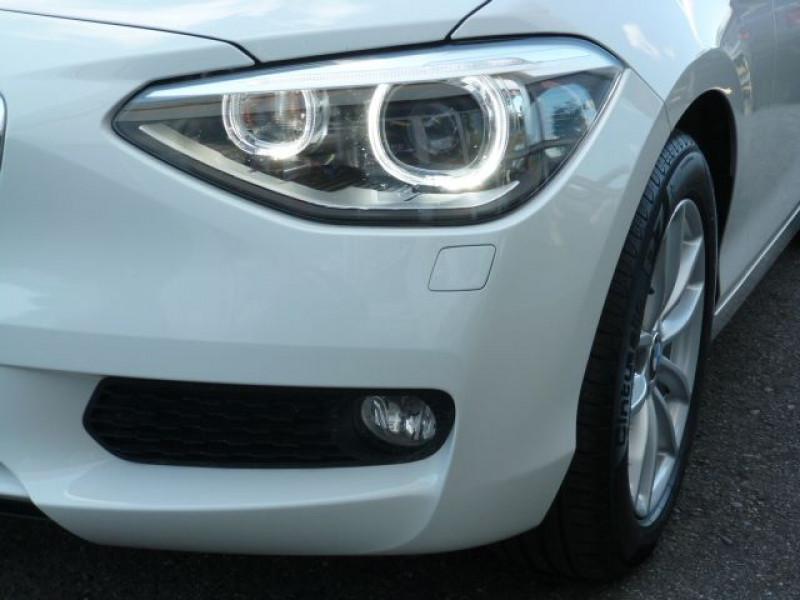 Photo 19 de l'offre de BMW SERIE 1 (F21/F20) 116D 116CH EFFICIENTDYNAMICS EDITION LOUNGE 5P à 20500€ chez Azur Automobile