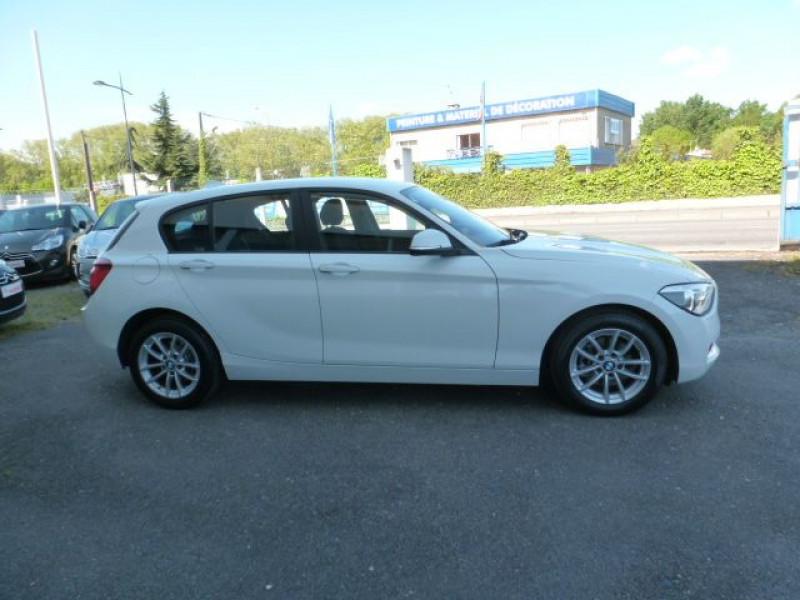Photo 22 de l'offre de BMW SERIE 1 (F21/F20) 116D 116CH EFFICIENTDYNAMICS EDITION LOUNGE 5P à 20500€ chez Azur Automobile