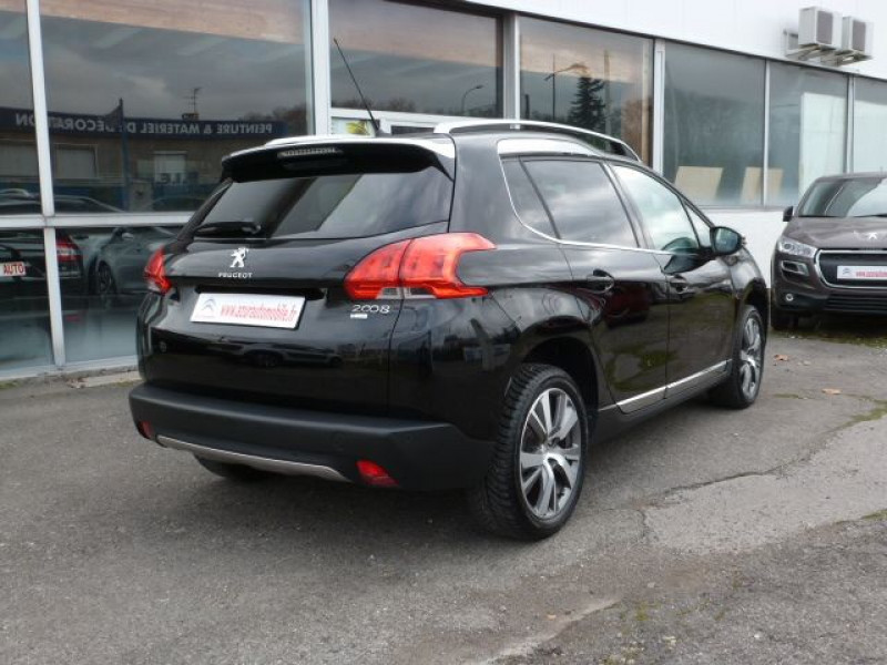 Photo 3 de l'offre de PEUGEOT 2008 1.6 E-HDI115 FAP ALLURE à 19900€ chez Azur Automobile