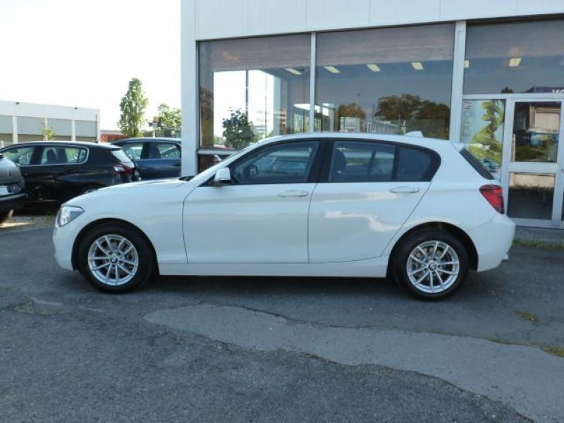Photo 2 de l'offre de BMW SERIE 1 (F21/F20) 116D 116CH EFFICIENTDYNAMICS EDITION LOUNGE 5P à 20500€ chez Azur Automobile