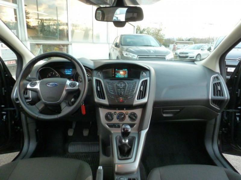 Photo 7 de l'offre de FORD FOCUS 1.6 TDCI 115CH STOP&START TREND à 13490€ chez Azur Automobile