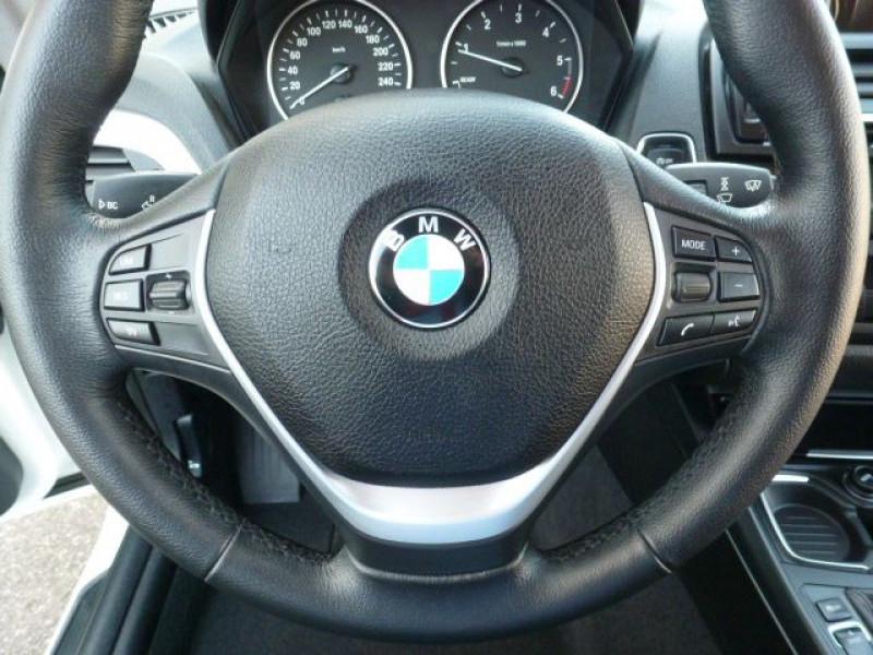 Photo 9 de l'offre de BMW SERIE 1 (F21/F20) 116D 116CH EFFICIENTDYNAMICS EDITION LOUNGE 5P à 20500€ chez Azur Automobile