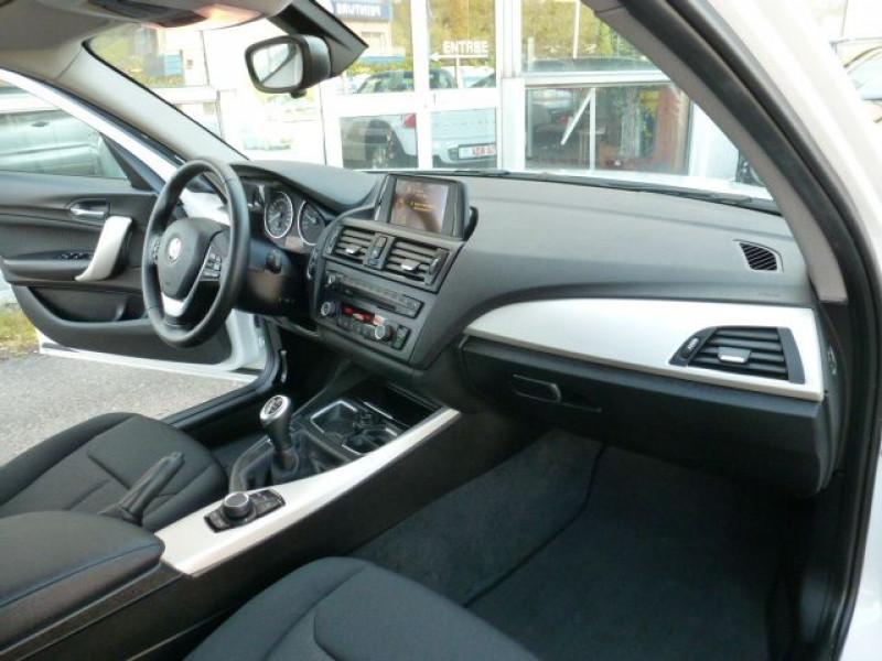Photo 5 de l'offre de BMW SERIE 1 (F21/F20) 116D 116CH EFFICIENTDYNAMICS EDITION LOUNGE 5P à 20500€ chez Azur Automobile