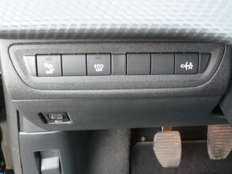 Photo 26 de l'offre de PEUGEOT 2008 1.6 E-HDI115 FAP ALLURE à 19900€ chez Azur Automobile