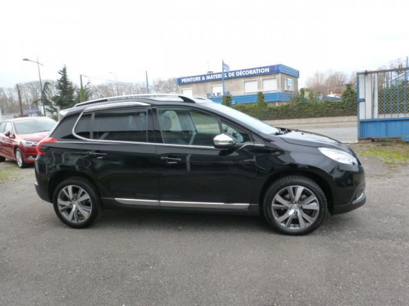 Photo 4 de l'offre de PEUGEOT 2008 1.6 E-HDI115 FAP ALLURE à 19900€ chez Azur Automobile