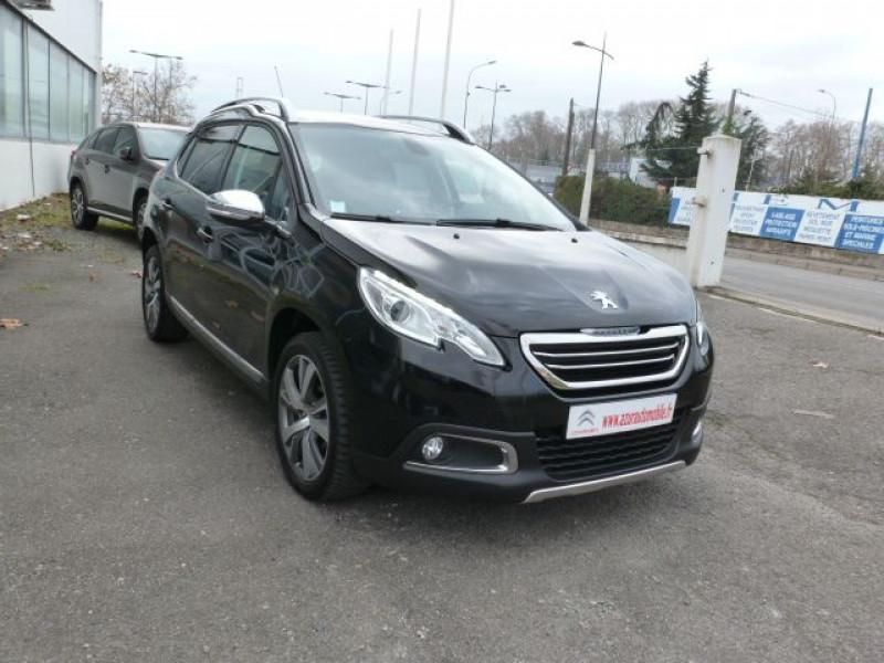 Photo 22 de l'offre de PEUGEOT 2008 1.6 E-HDI115 FAP ALLURE à 19900€ chez Azur Automobile