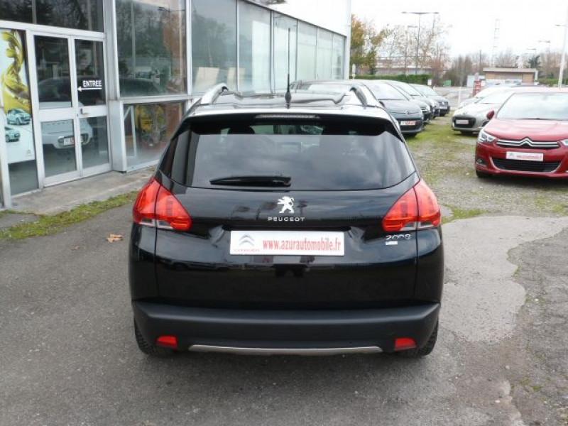 Photo 23 de l'offre de PEUGEOT 2008 1.6 E-HDI115 FAP ALLURE à 19900€ chez Azur Automobile