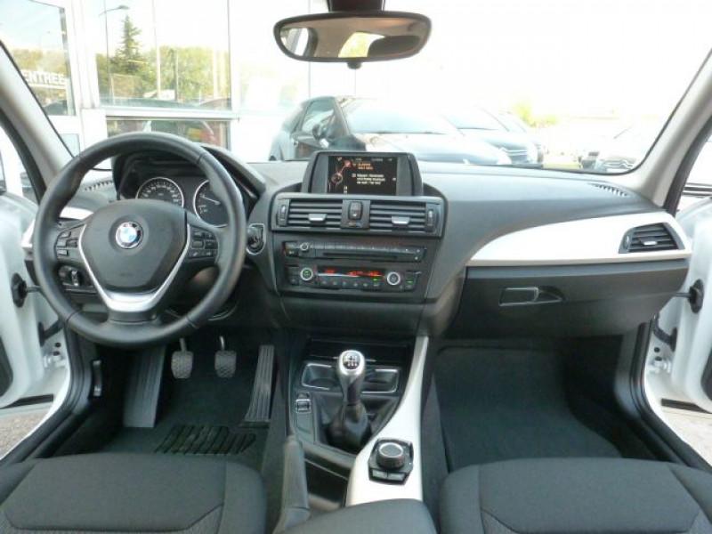 Photo 6 de l'offre de BMW SERIE 1 (F21/F20) 116D 116CH EFFICIENTDYNAMICS EDITION LOUNGE 5P à 20500€ chez Azur Automobile