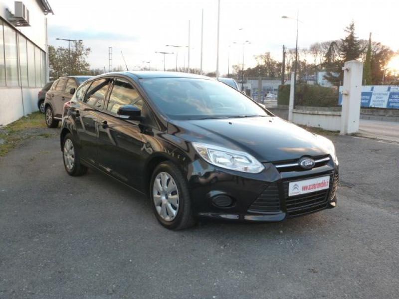 Photo 11 de l'offre de FORD FOCUS 1.6 TDCI 115CH STOP&START TREND à 13490€ chez Azur Automobile