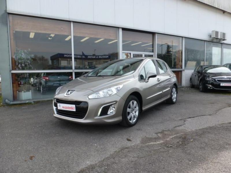 Peugeot 308 1.6 E-HDI112 FAP ACTIVE 5P Diesel VAPOR GREY Occasion à vendre