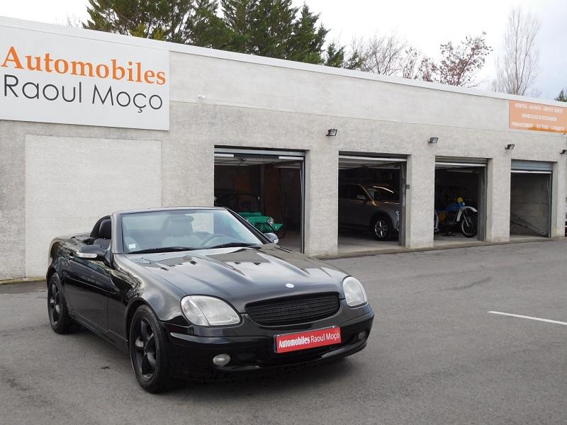 Mercedes-Benz CLASSE SLK (R170) 320 BA Essence NOIR Occasion à vendre