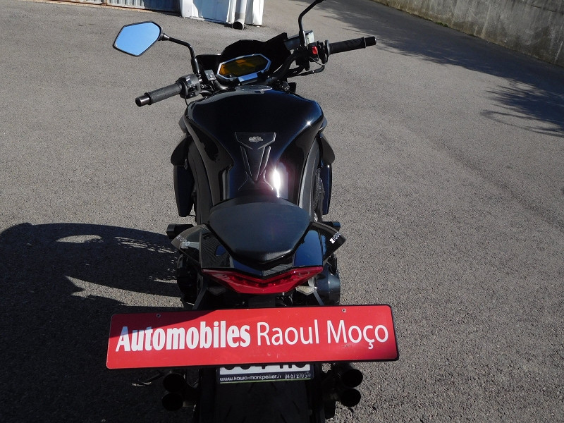 Photo 6 de l'offre de KAWASAKI Z Z 1000 2011 à 5900€ chez Automobiles Raoul Moço
