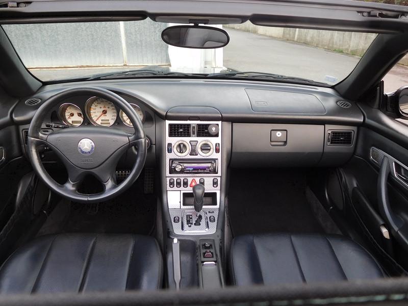 Photo 7 de l'offre de MERCEDES-BENZ CLASSE SLK (R170) 320 BA à 8900€ chez Automobiles Raoul Moço