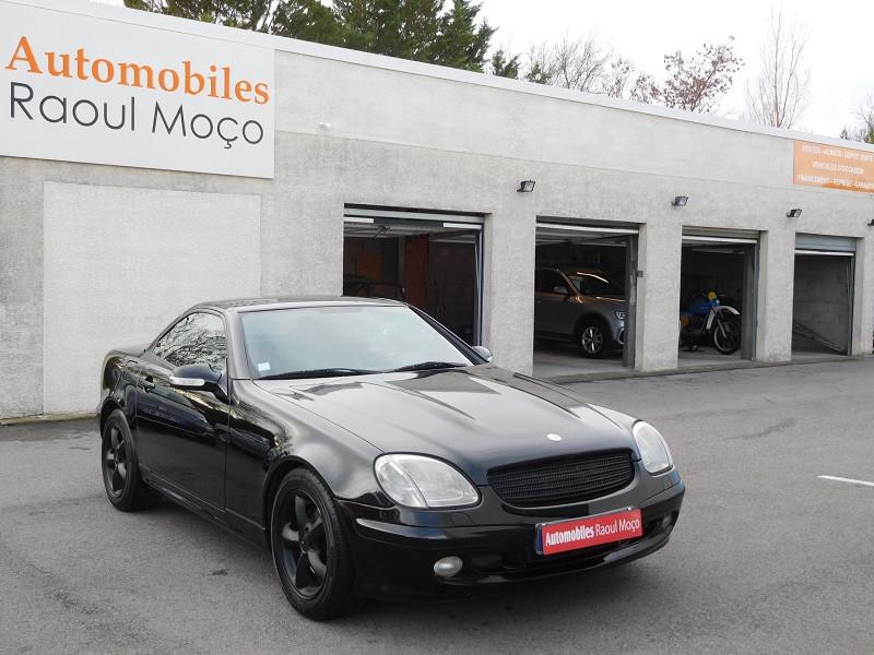 Photo 2 de l'offre de MERCEDES-BENZ CLASSE SLK (R170) 320 BA à 8900€ chez Automobiles Raoul Moço