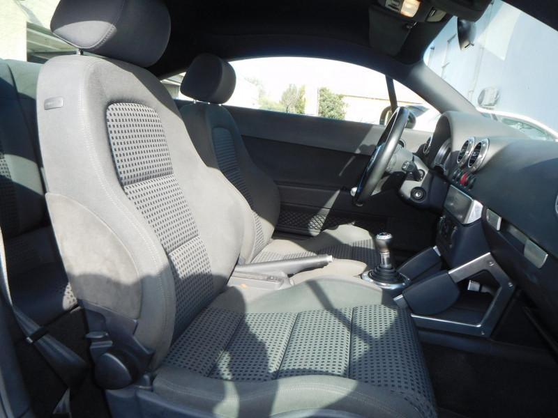 Photo 5 de l'offre de AUDI TT 1.8 T 150CH DESIGN EDITION à 8900€ chez Automobiles Raoul Moço