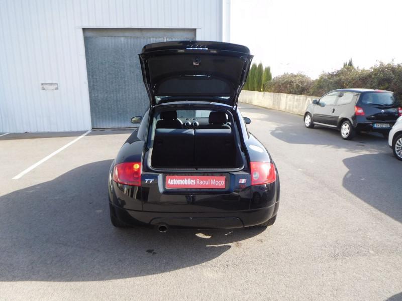 Photo 8 de l'offre de AUDI TT 1.8 T 150CH DESIGN EDITION à 8900€ chez Automobiles Raoul Moço