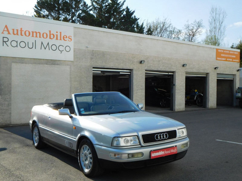 Audi CABRIOLET 1.9 TDI 90CH Diesel GRIS Occasion à vendre