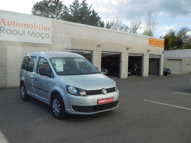 Volkswagen CADDY 1.6 TDI  BLUEMOTION TECHNOLOGY STARTLINE Diesel GRIS Occasion à vendre