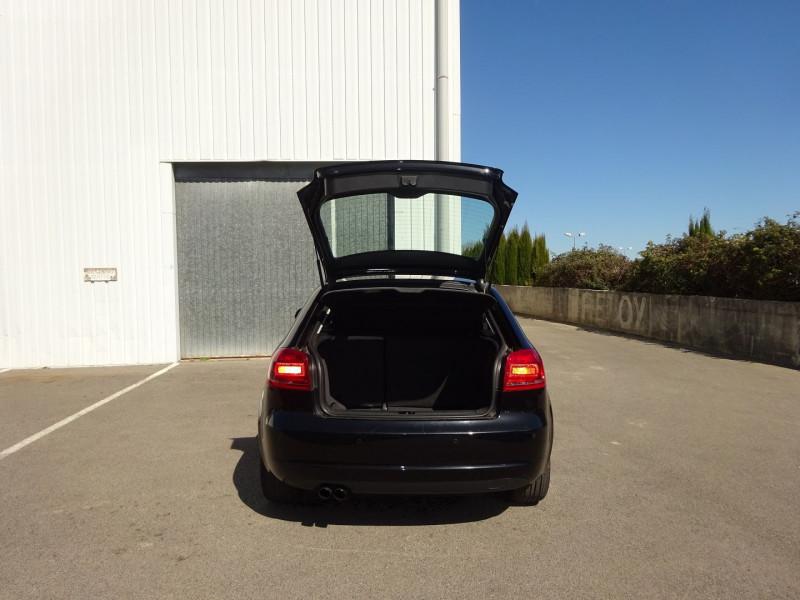 Photo 9 de l'offre de AUDI A3 1.9 TDI 105CH AMBITION LUXE 3P à 6900€ chez Automobiles Raoul Moço