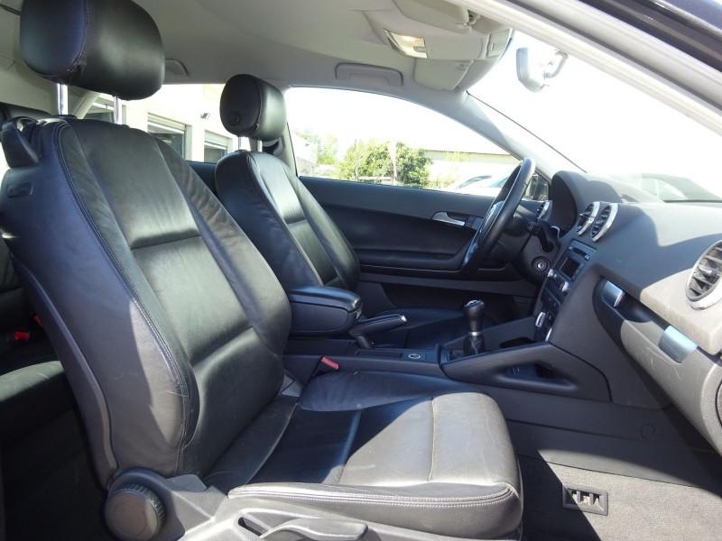 Photo 5 de l'offre de AUDI A3 1.9 TDI 105CH AMBITION LUXE 3P à 6900€ chez Automobiles Raoul Moço