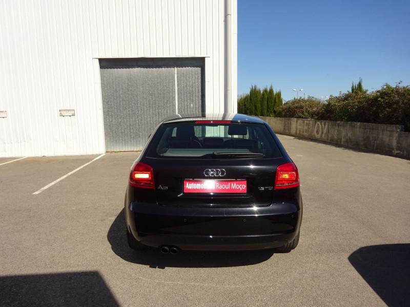 Photo 10 de l'offre de AUDI A3 1.9 TDI 105CH AMBITION LUXE 3P à 6900€ chez Automobiles Raoul Moço