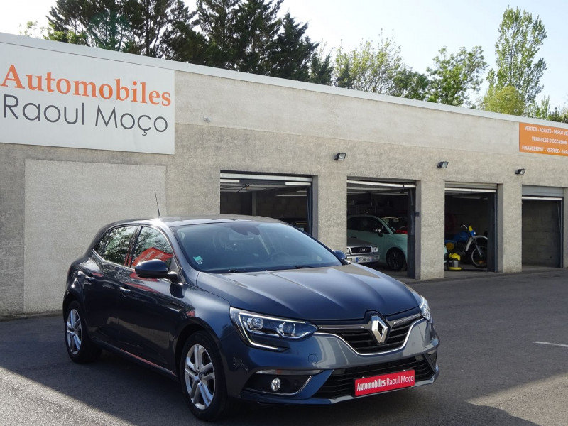 Renault MEGANE IV 1.5 DCI 110CH ENERGY BUSINESS Diesel GRIS Occasion à vendre