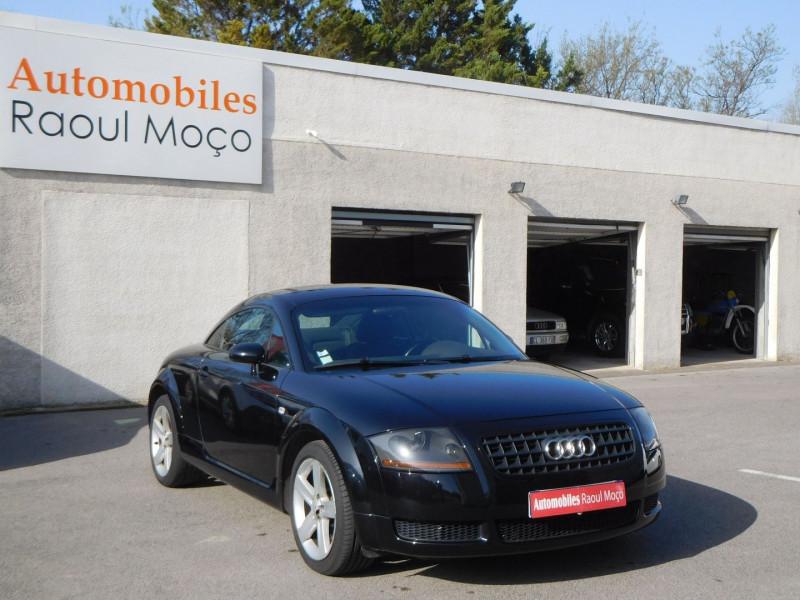 Audi TT 1.8 T 150CH DESIGN EDITION Essence NOIR Occasion à vendre