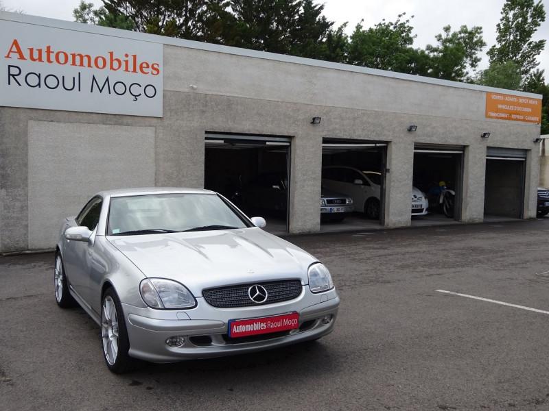 Photo 2 de l'offre de MERCEDES-BENZ CLASSE SLK (R170) 320 BA à 7900€ chez Automobiles Raoul Moço