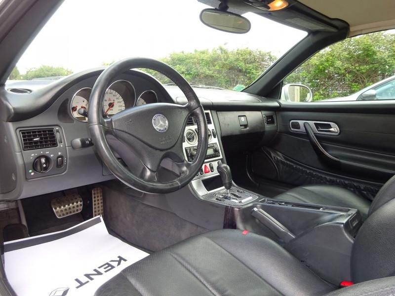 Photo 5 de l'offre de MERCEDES-BENZ CLASSE SLK (R170) 320 BA à 7900€ chez Automobiles Raoul Moço