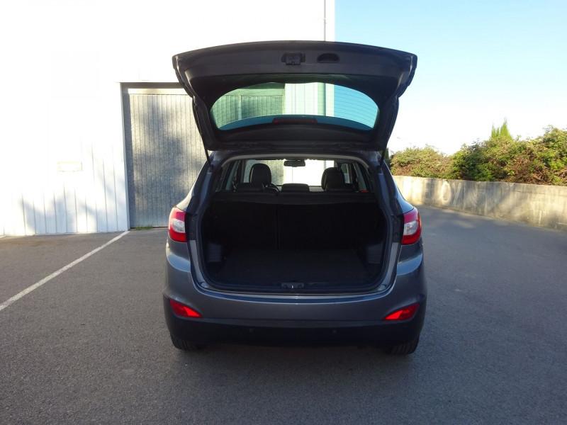 Photo 9 de l'offre de HYUNDAI IX35 1.7 CRDI 115CH CREATIVE BLUE DRIVE à 10900€ chez Automobiles Raoul Moço