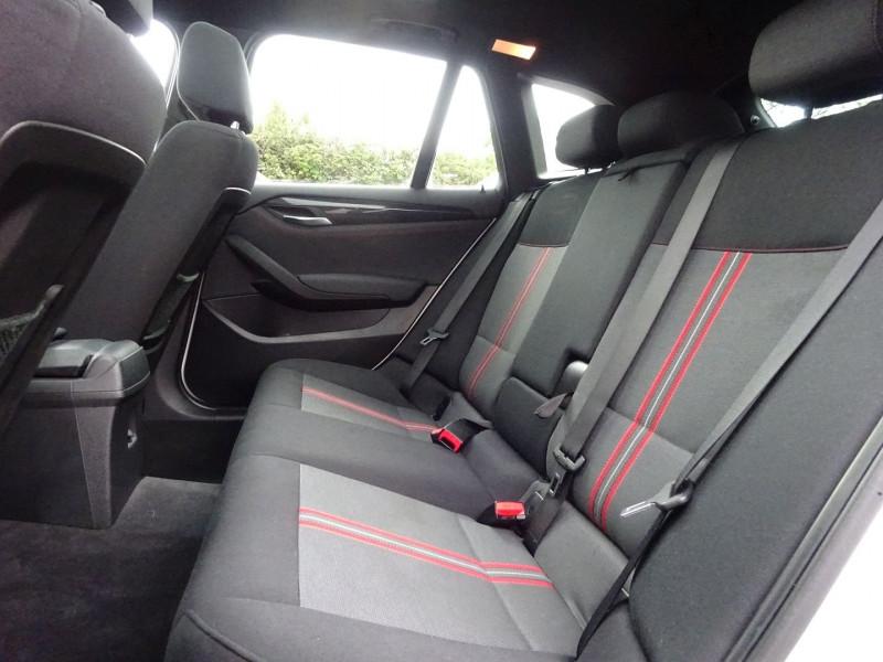 Photo 6 de l'offre de BMW X1 (E84) SDRIVE20D 184CH SPORT à 11900€ chez Automobiles Raoul Moço