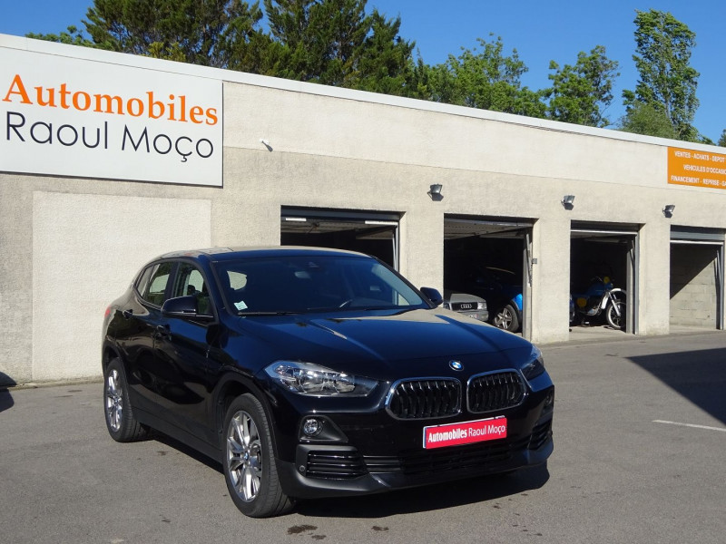 Bmw X2 XDRIVE20DA 190CH BUSINESS DESIGN Diesel NOIR Occasion à vendre