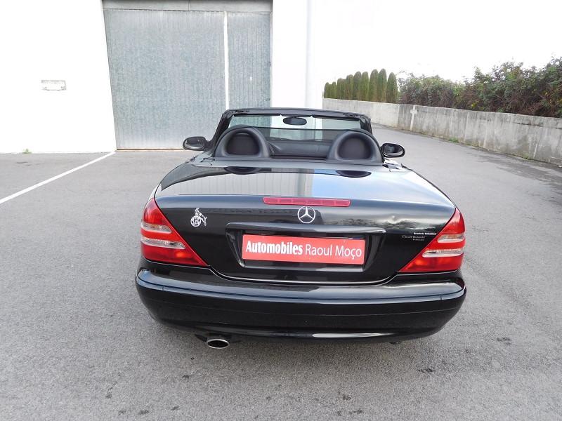 Photo 8 de l'offre de MERCEDES-BENZ CLASSE SLK (R170) 320 BA à 8900€ chez Automobiles Raoul Moço