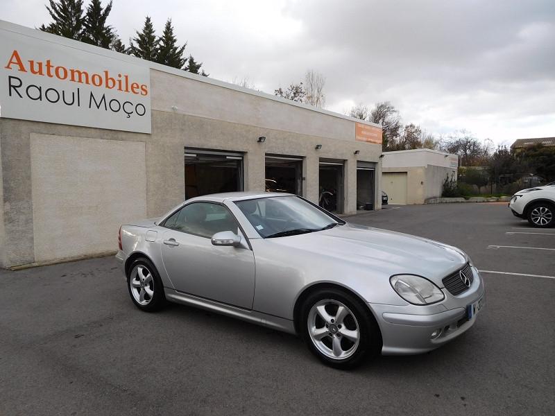 Photo 10 de l'offre de MERCEDES-BENZ CLASSE SLK (R170) 320 BA à 8900€ chez Automobiles Raoul Moço