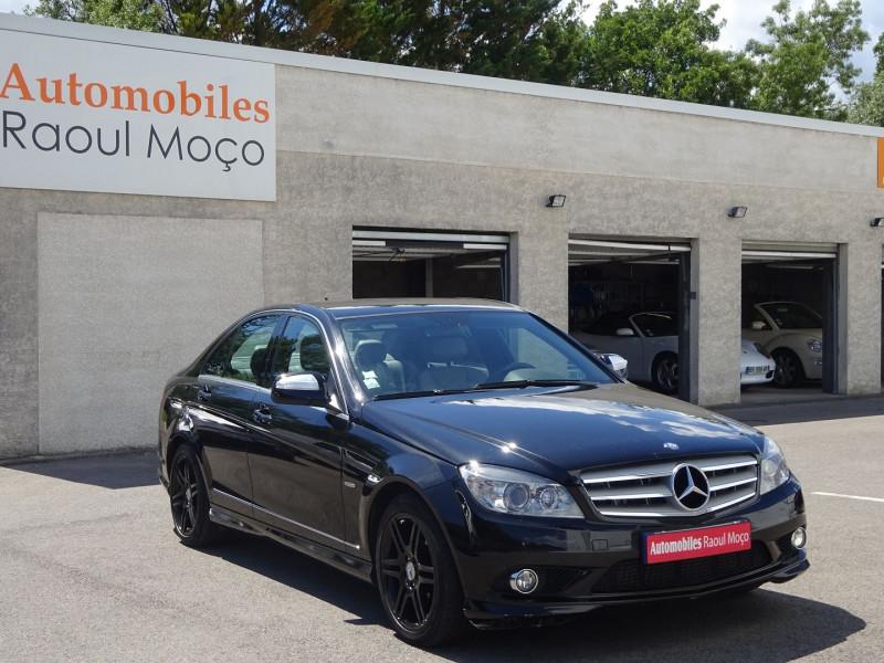Photo 1 de l'offre de MERCEDES-BENZ CLASSE C (W204) 350 AMG CDI AVANTGARDE 7GTRO à 10900€ chez Automobiles Raoul Moço