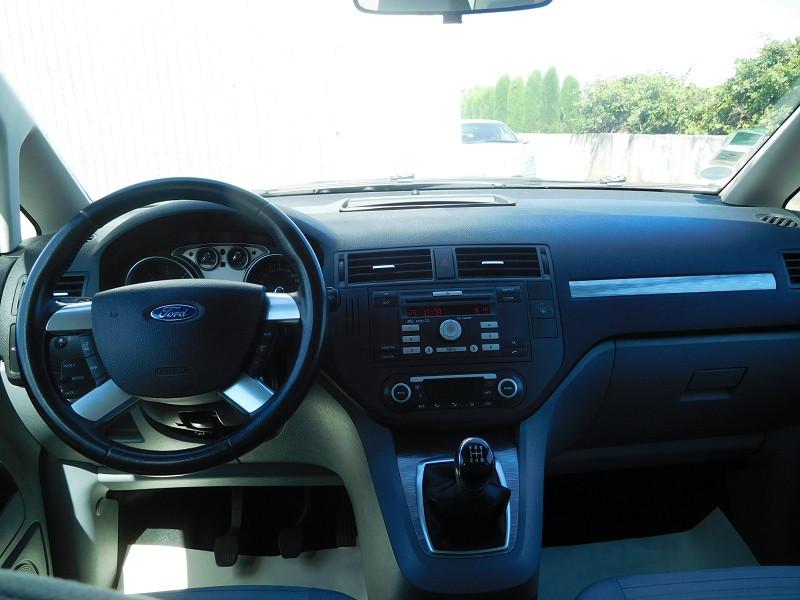 Photo 6 de l'offre de FORD C-MAX 1.6 TDCI 90CH TREND à 4900€ chez Automobiles Raoul Moço