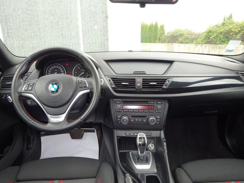 Photo 7 de l'offre de BMW X1 (E84) SDRIVE20D 184CH SPORT à 10900€ chez Automobiles Raoul Moço