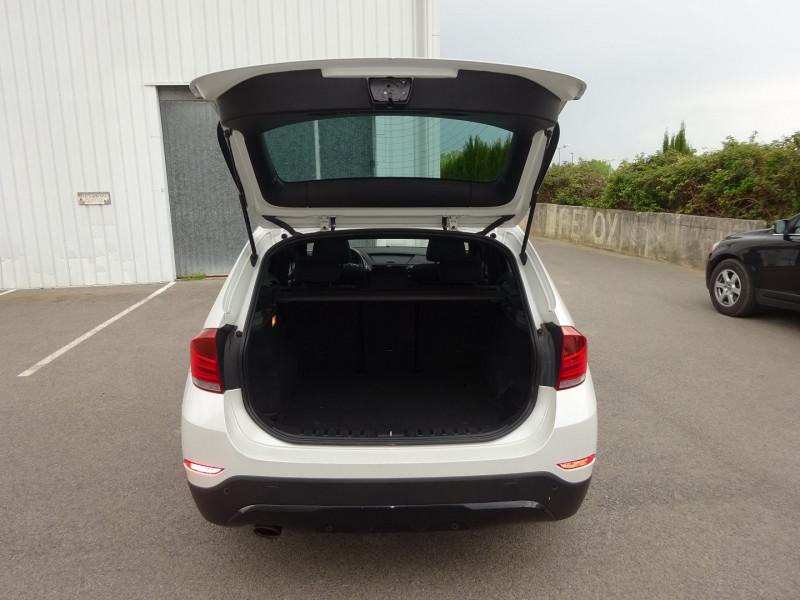 Photo 9 de l'offre de BMW X1 (E84) SDRIVE20D 184CH SPORT à 10900€ chez Automobiles Raoul Moço