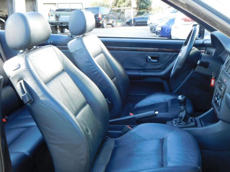 Photo 8 de l'offre de AUDI CABRIOLET 1.9 TDI 90CH à 15900€ chez Automobiles Raoul Moço