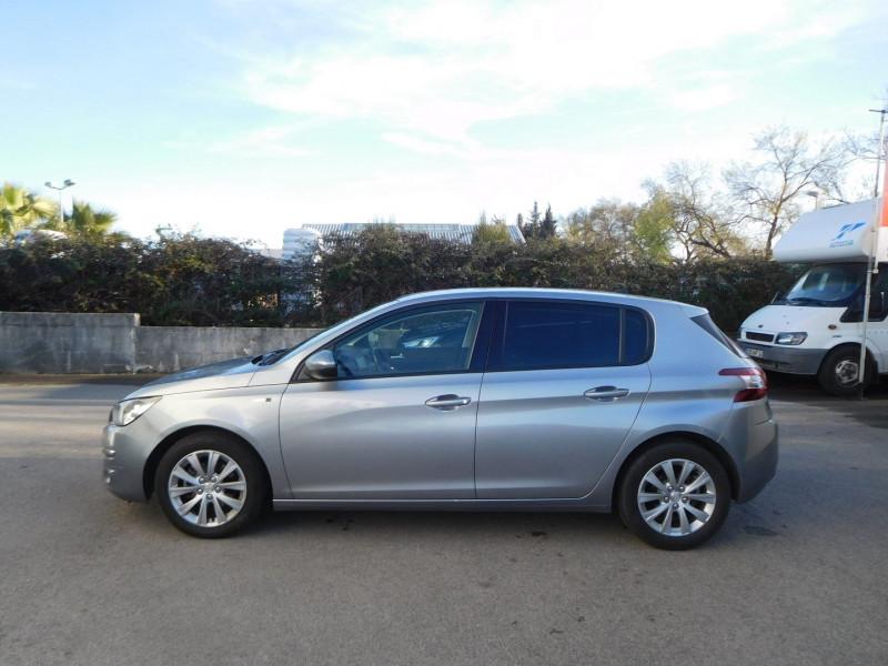 Photo 3 de l'offre de PEUGEOT 308 1.6 BLUEHDI 120CH STYLE S&S EAT6 5P à 14900€ chez Automobiles Raoul Moço