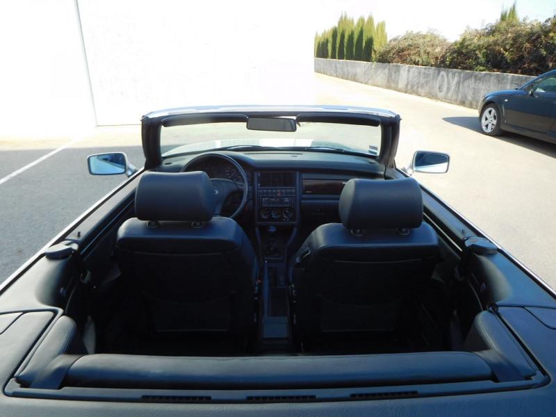 Photo 11 de l'offre de AUDI CABRIOLET 1.9 TDI 90CH à 15900€ chez Automobiles Raoul Moço