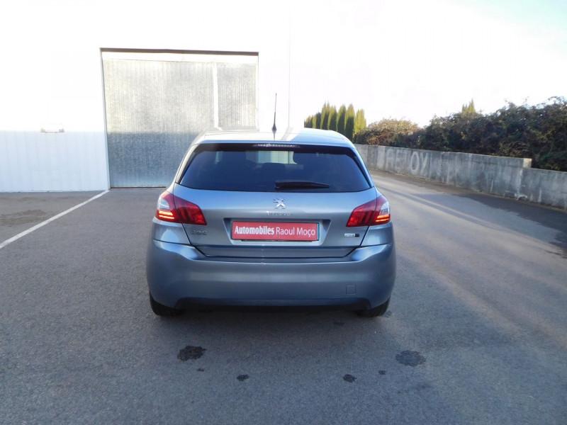 Photo 10 de l'offre de PEUGEOT 308 1.6 BLUEHDI 120CH STYLE S&S EAT6 5P à 14900€ chez Automobiles Raoul Moço