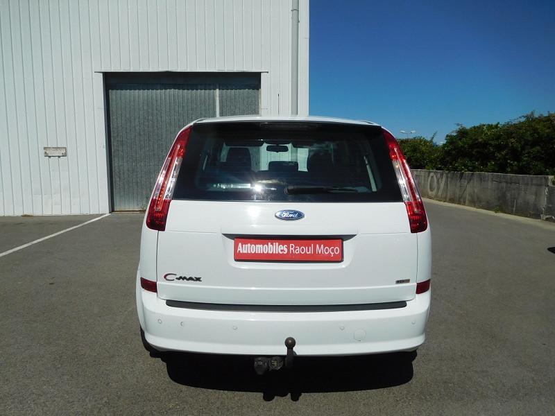 Photo 10 de l'offre de FORD C-MAX 1.6 TDCI 90CH TREND à 4900€ chez Automobiles Raoul Moço