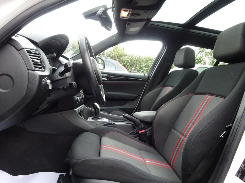 Photo 4 de l'offre de BMW X1 (E84) SDRIVE20D 184CH SPORT à 10900€ chez Automobiles Raoul Moço