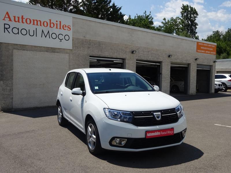 Dacia SANDERO 1.5 DCI 75CH AMBIANCE Diesel BLANC Occasion à vendre