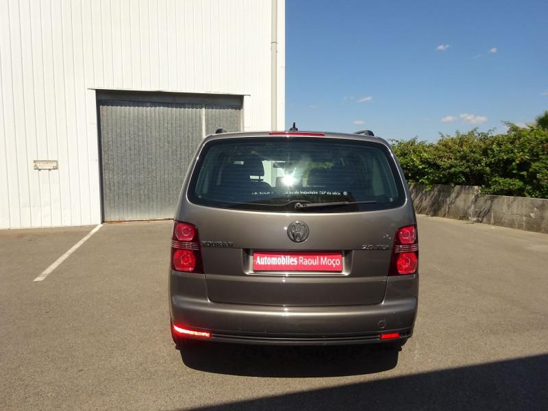 Photo 9 de l'offre de VOLKSWAGEN TOURAN 2.0 TDI 140CH CONFORTLINE à 4900€ chez Automobiles Raoul Moço