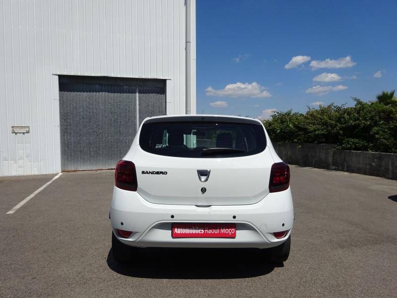 Photo 10 de l'offre de DACIA SANDERO 1.5 DCI 75CH AMBIANCE à 7900€ chez Automobiles Raoul Moço