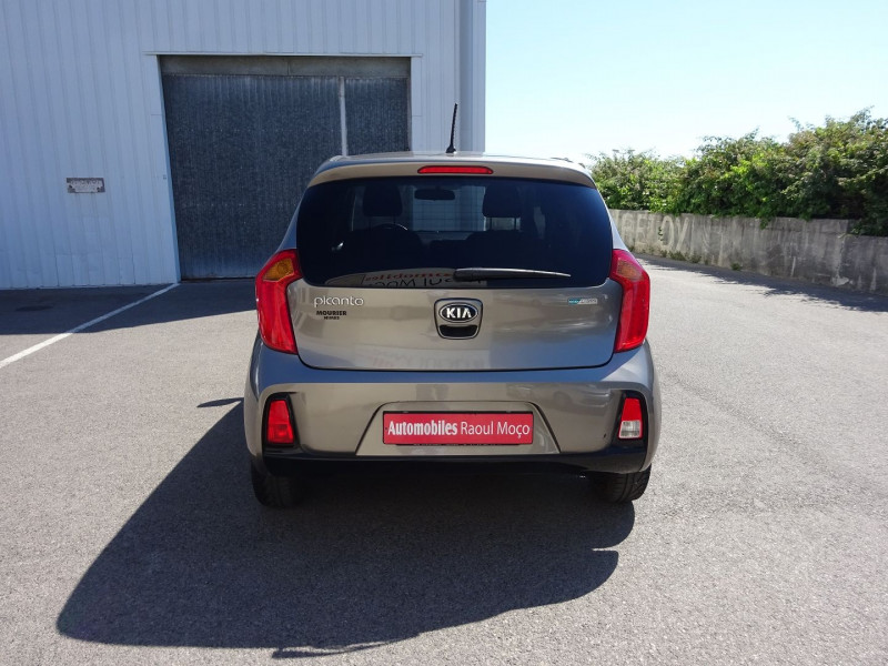 Photo 10 de l'offre de KIA PICANTO 1.0 66CH PREMIUM 5P à 6900€ chez Automobiles Raoul Moço